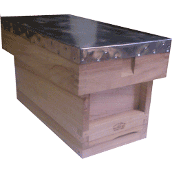 National 5 Frame Half Bee Hives