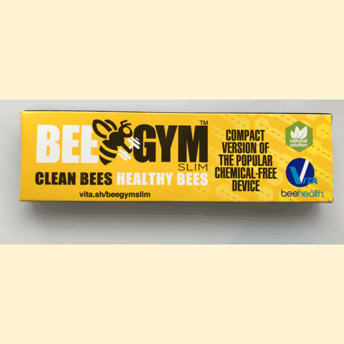 Bee Gym Slim, Varroa Control, 3 pack