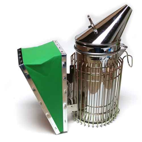 Bee Hive Smoker, Bingham, Stainless Steel
