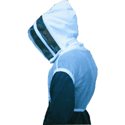 Beekeeping Vest, Hooded Veil