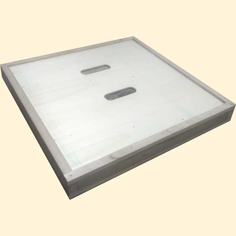 National Bee Hive, Insulated Crown Board