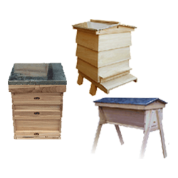 Bee Hives, Boxes, Frames