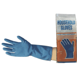 Beekeeping Gloves, Latex, 2 pairs