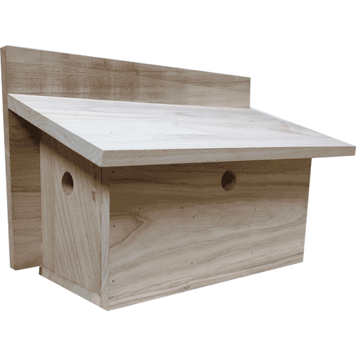 Garden Bird Nest Box, House Sparrow Terrace