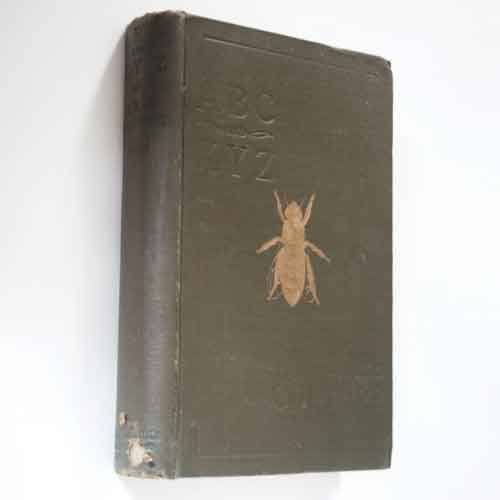 Book, Used: ABC and XYZ of Bee Culture, Revised Ed. 1920