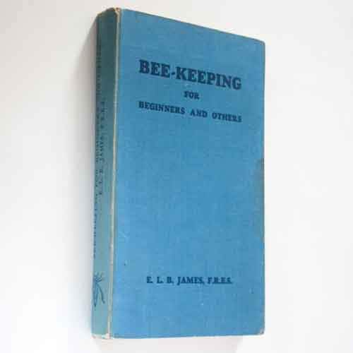 Book, Used: Bee-Keeping for Beginners and Others, 1st Ed. 1950