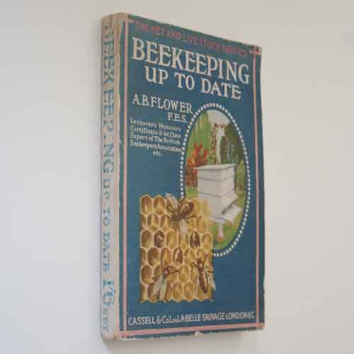 Book, Used: Beekeeping Up To Date, 1930