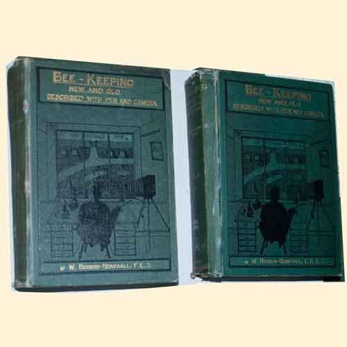 Book, Used: Beekeeping New and Old, Vols I & II, 1st Ed, 1930
