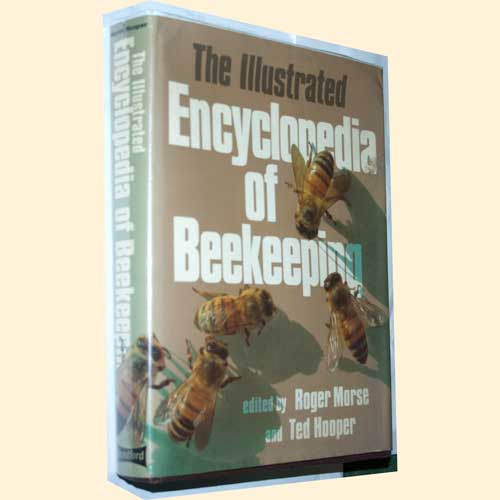 Book, Used: Illustrated Encyclopedia of Beekeeping, 1st Ed, 1985