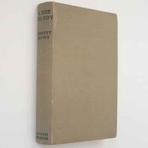 Book, Used: A Bee Melody, 1st Ed, 1943