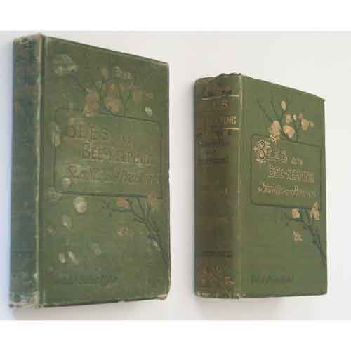 Book, Used: Bees & Bee-Keeping Scientific & Practical, 2 Vols