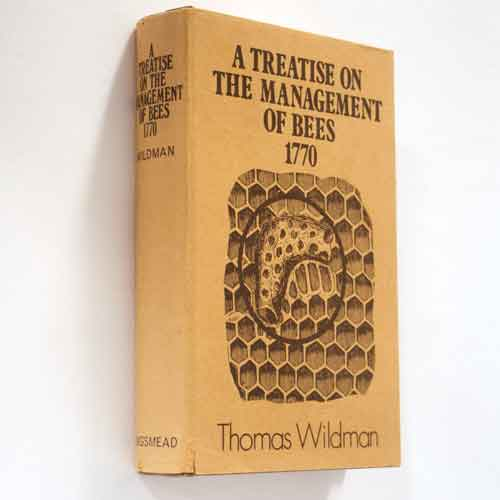 Book, Used: A Treatise on the Management of Bees, Ed. 1970