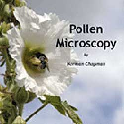 Book, New: Pollen Microscopy
