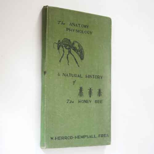 Book, Used: The Honey Bee, 2nd Ed. 1943