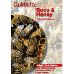 Book, New: Guide to Bees & Honey