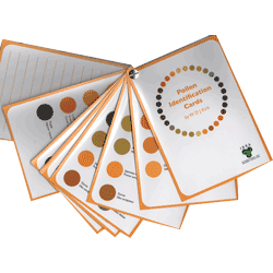 Book, New: Pollen Identification Cards