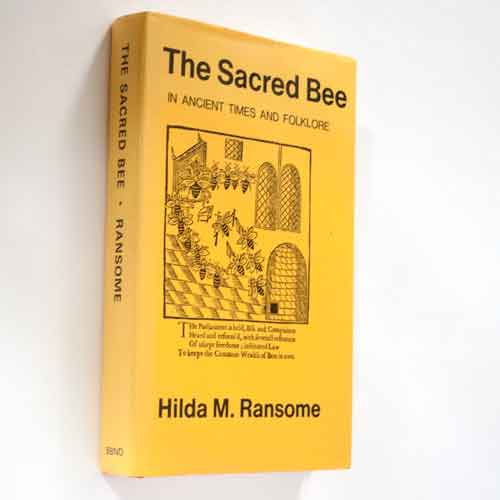 Book, Used: The Sacred Bee, Ed. 1986