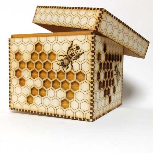 Honey Bees Gift Box
