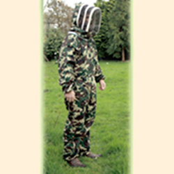Beekeeping Overalls, Camouflage, X Large (to clear)