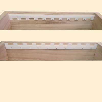 Commercial Bee Hive, Runners Spacers, x2