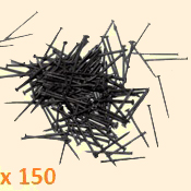 Bee Hive Frame Pins, 19mm, 20g/150