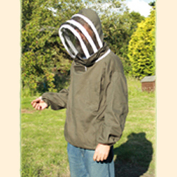 Beekeeping Smock, Green, Small (to clear)