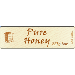 Honey Labels, x90, Small, D20