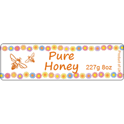 Honey Labels, x90, Small, D40