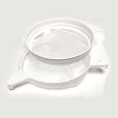Honey Strainer, Double Nylon Sieve