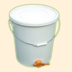 Honey Bottler, Settling Tank 35 kg