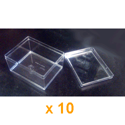 Honeycomb Section Boxes, x10