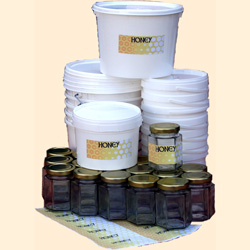 Honey Buckets & Jars