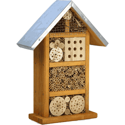 Solitary Bee Nest Box, Insect Hotel, SALE