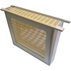 National Bee Hive, Assembled, Brood Frame Trap, Extra Deep 14x12