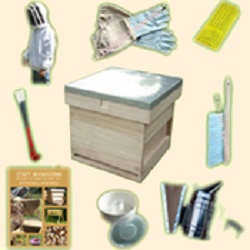 National Bee Hive, Beginners Kit