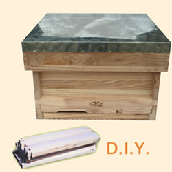 National DIY, Complete Hive, Standard Deep Box