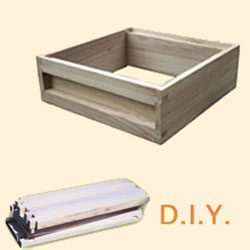 National DIY, Standard Shallow Box