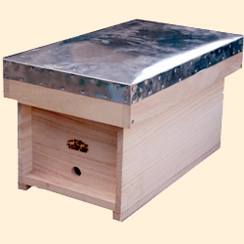 National Bee Hive, Assembled, Nucleus Box, Standard Deep