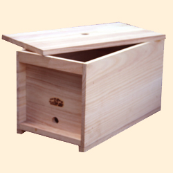 Nucleus Hives, Boxes