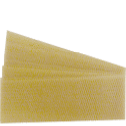 National Foundation, Premier Beeswax, Thin Shallow Unwired, x10