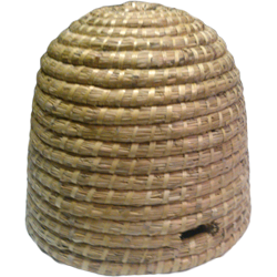 Skep, Straw Bee Hive