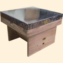 Cornish Top Bar Hive, 12 Comb Nucleus Hive