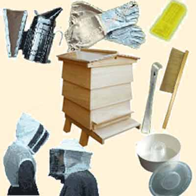 WBC Bee Hive, Starter Kit with options