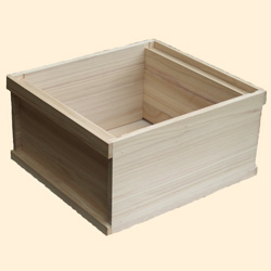 WBC Bee Hive, Assembled, Standard Deep Box