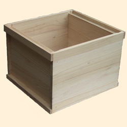 WBC Bee Hive, Assembled, Extra Deep Box, Jumbo 14x12